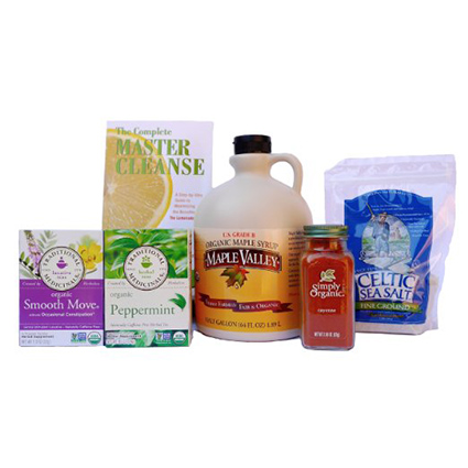master-cleanse-kit