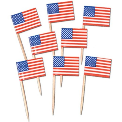 usaflagcupcaketoppers